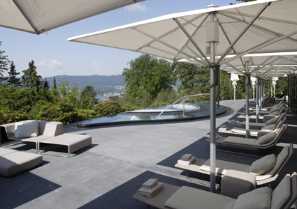 The Dolder Grand Spa Terrace