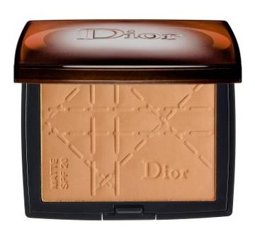 Dior Bronze Matte Sunshine SPF 20, $44