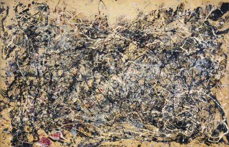 Jackson Pollock, Number1A, 1948