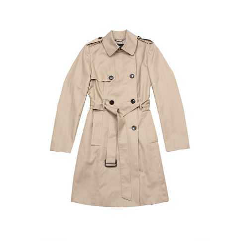 Banana Republic Classic Trench, $240