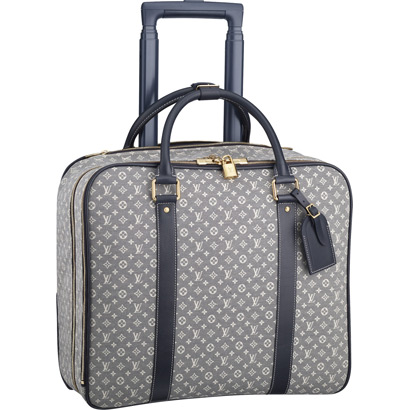 Louis Vuitton's Rolling Suitcase in Epopée, $3,050