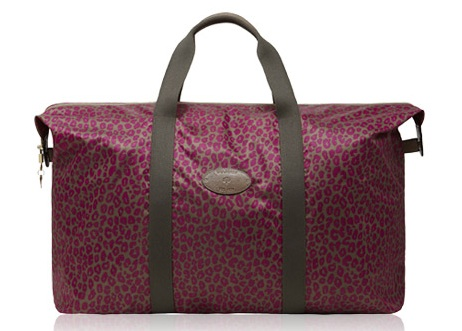 Mulberry Fold Up Large Clipper in Foxglove, £300
