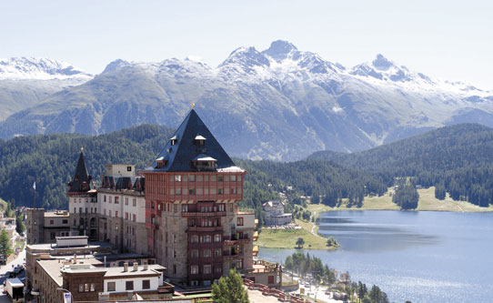 Badrutt's Palace, Switzerland