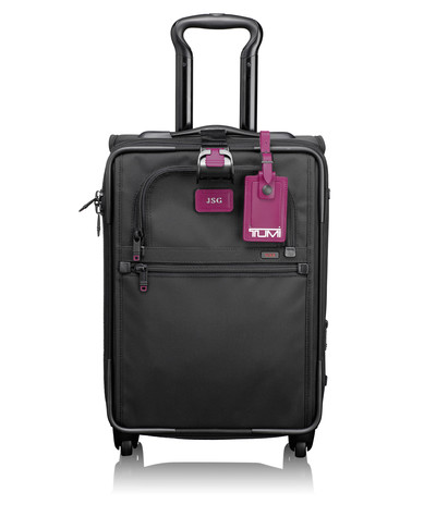 Tumi 4-Wheel Expandable International Carry-On