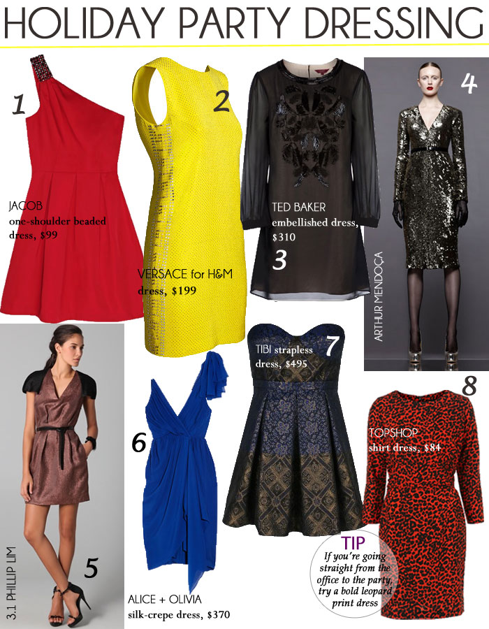 Holiday Party Cocktail Dresses Part - 21: CocktailDresses2