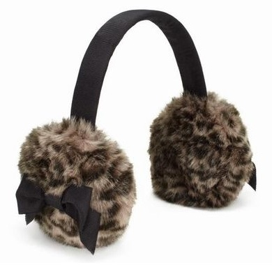 Kate Spade On the Ave earmuffs, $85