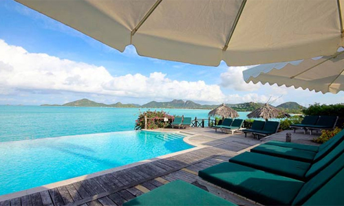 Cocobay Resort in Antigua.