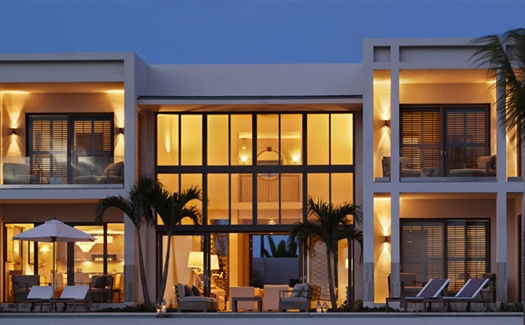 A Villa at the Viceroy Anguilla.