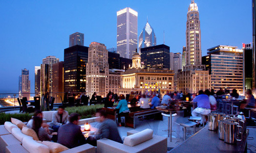 7 Amazing Rooftop Bars To Drink At This Summer Travel