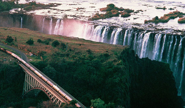 world's best train rides: south africa