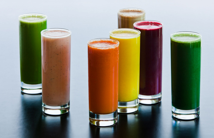 COMO Hotels offer an extensive juice menu at all of their properties.