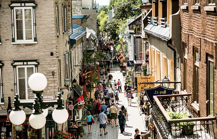 Canadian Travel Bucket List: Quebec City