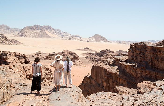 Female solo travel: Jordan