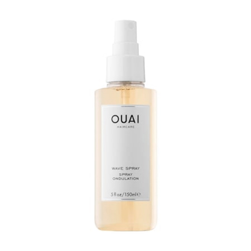 Ouai hair care beach waves spray