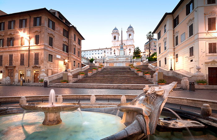 Italy, perfect for a solo trip