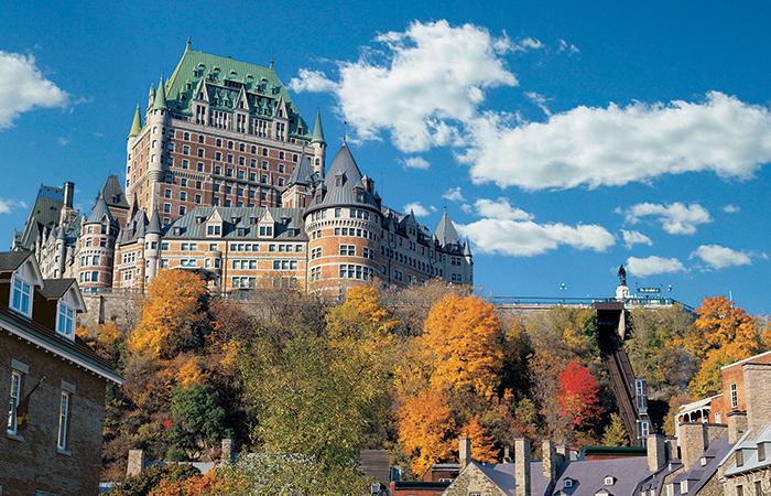 Iconic Canadian Hotels: Fairmont Frontenac