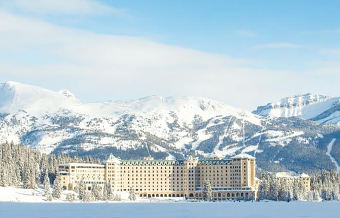 Iconic Canadian Hotels: Fairmont Lake Louise