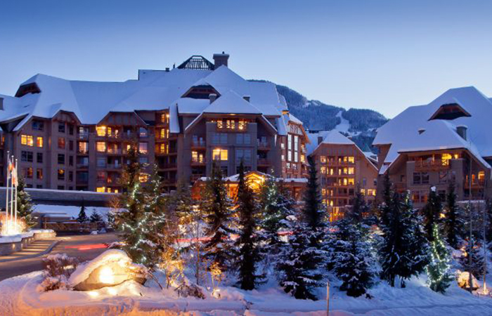 Iconic Canadian Hotels: Four Seasons Whistler