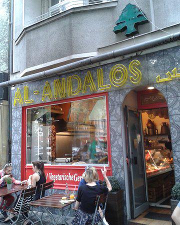 Al Andalos.