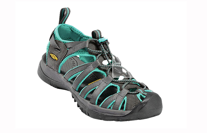 spring break sandals: Keen's adventurer
