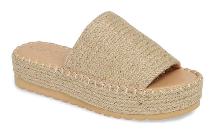 spring break sandals: wedge sandals