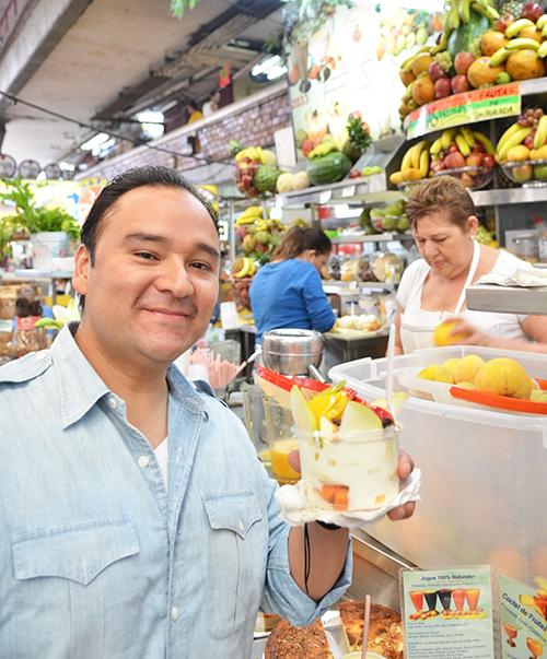Chef Johnny Hernandez: San Antonio food scene
