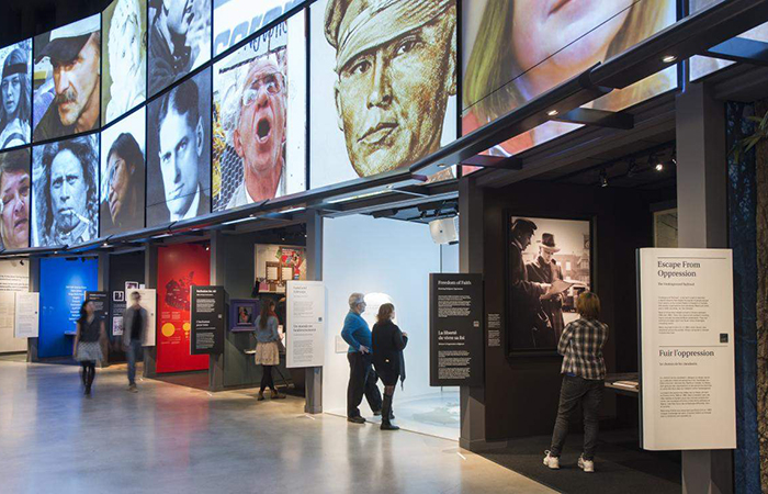 Armchair travel: Museum of Human Rights
