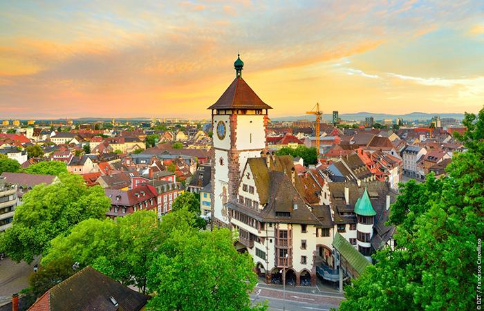Armchair travel: Germany