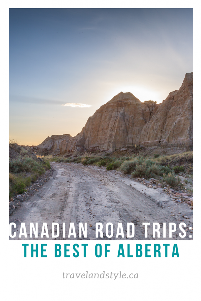 Canadian Road Trip: Amazing Road Trips To Take In Alberta