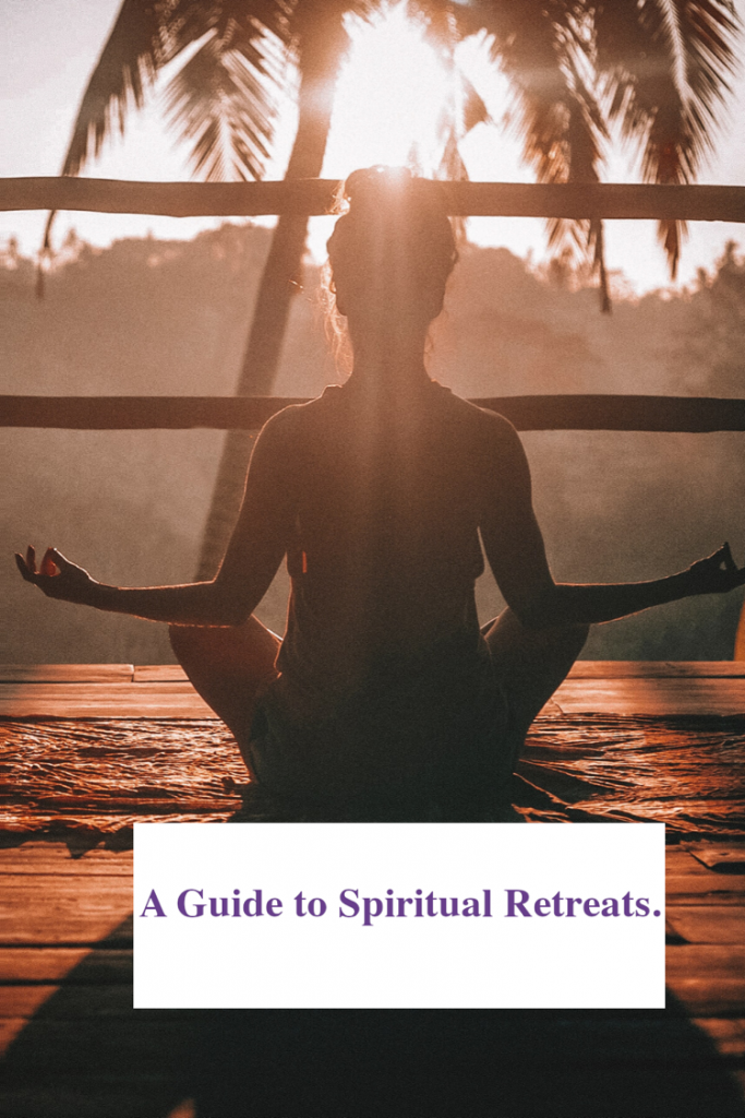 Spiritual Retreats to Take in 2020