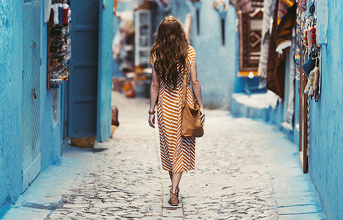 Female solo travel tips and trips