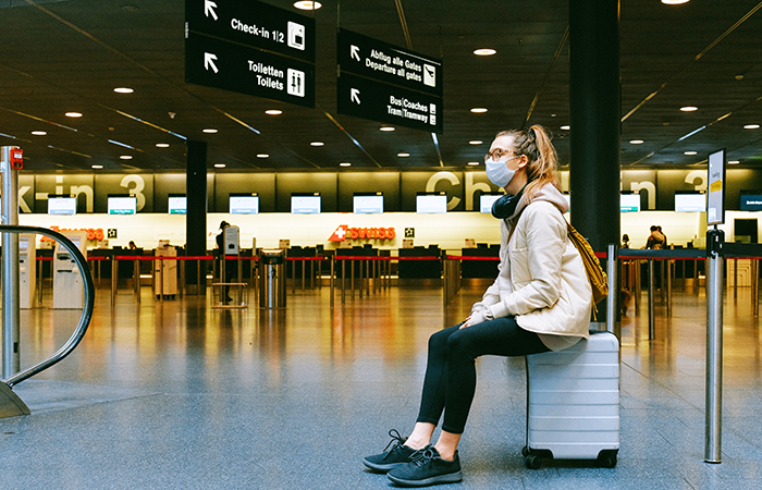 Future travel trends at the airport