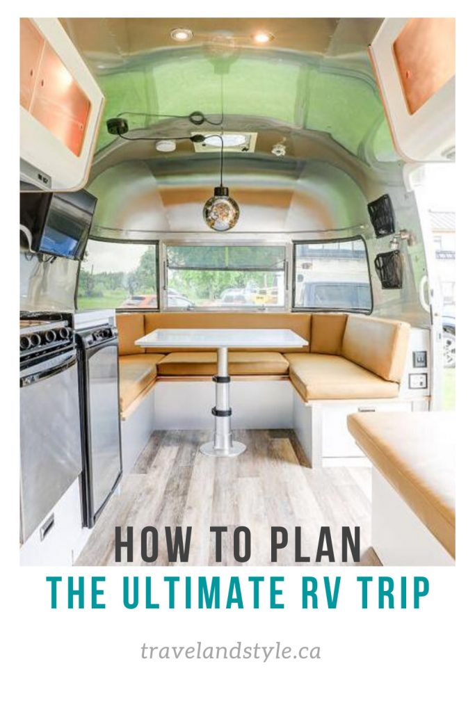 RVing in Canada: Plan the ultimate road trip