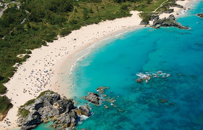 Travel Post-Covid Bermuda Open