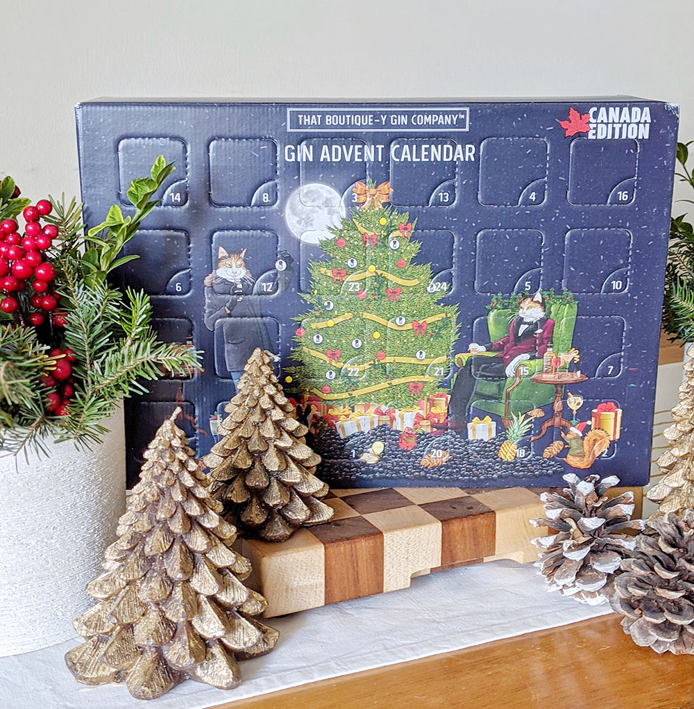 Traveller Gift Guide: That Boutique-y Gin Company + That Boutique-y Whiskey Company Advent Calendars