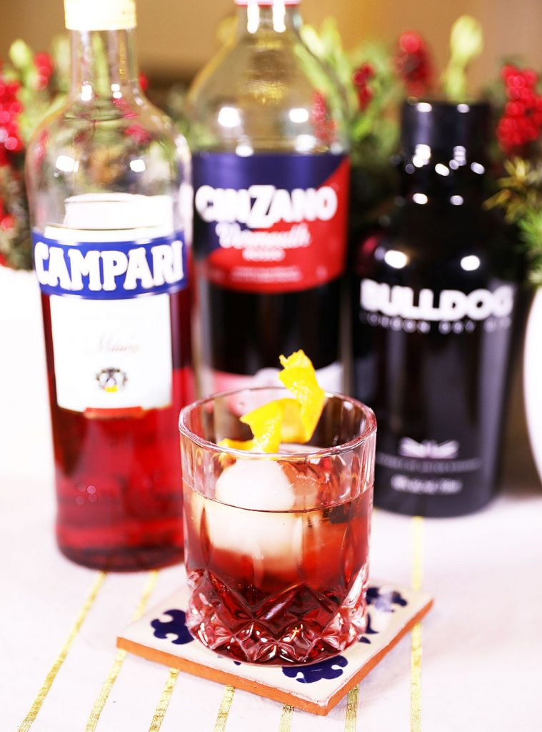 Holiday cocktails: A new holiday favourite, the classic Negroni