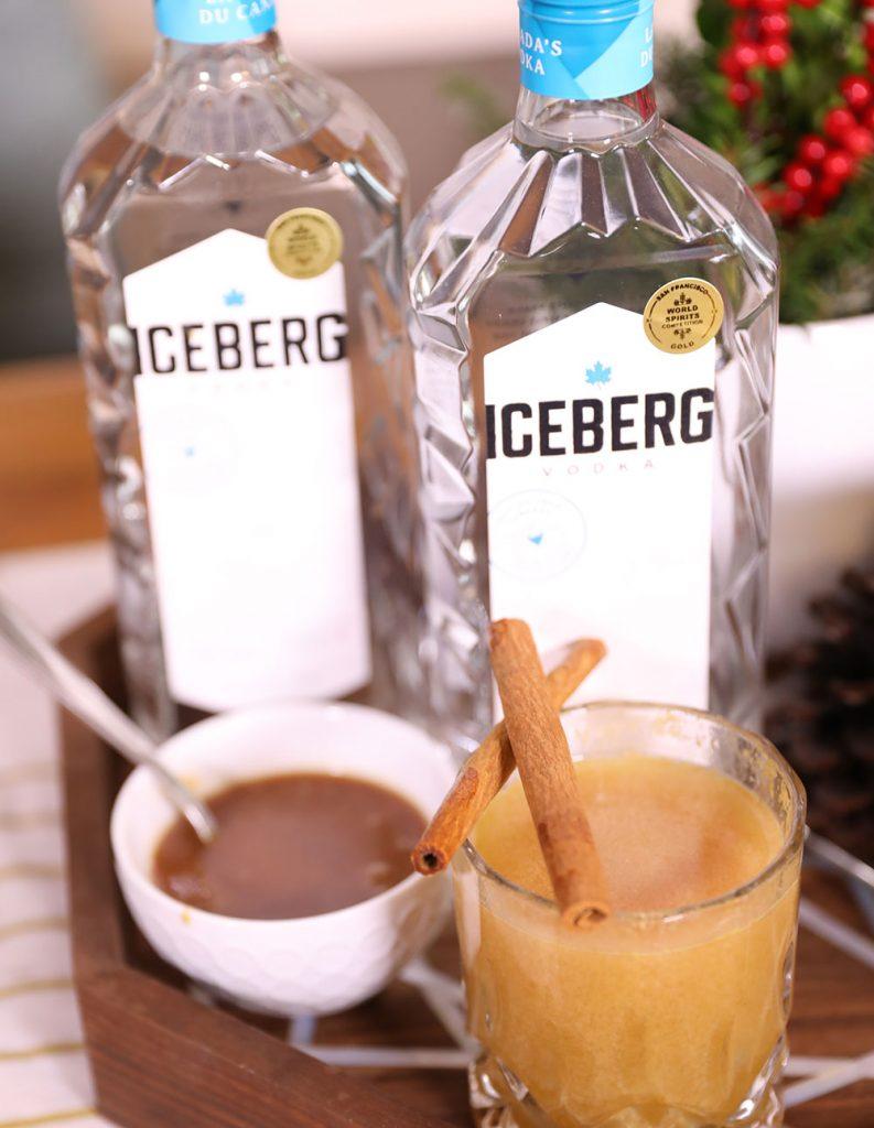 Traveller Gift Guide: Iceberg Vodka