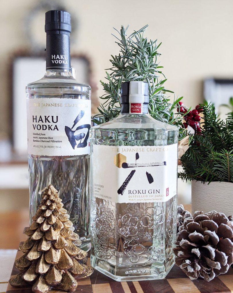 Traveller Gift Guide: Roku Gin and Haku Vodka
