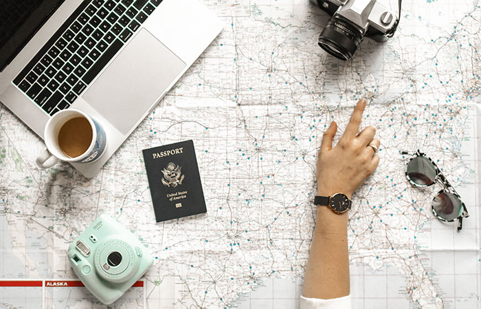 Plan that trip! Studies show that planning a trip can boost your mood.