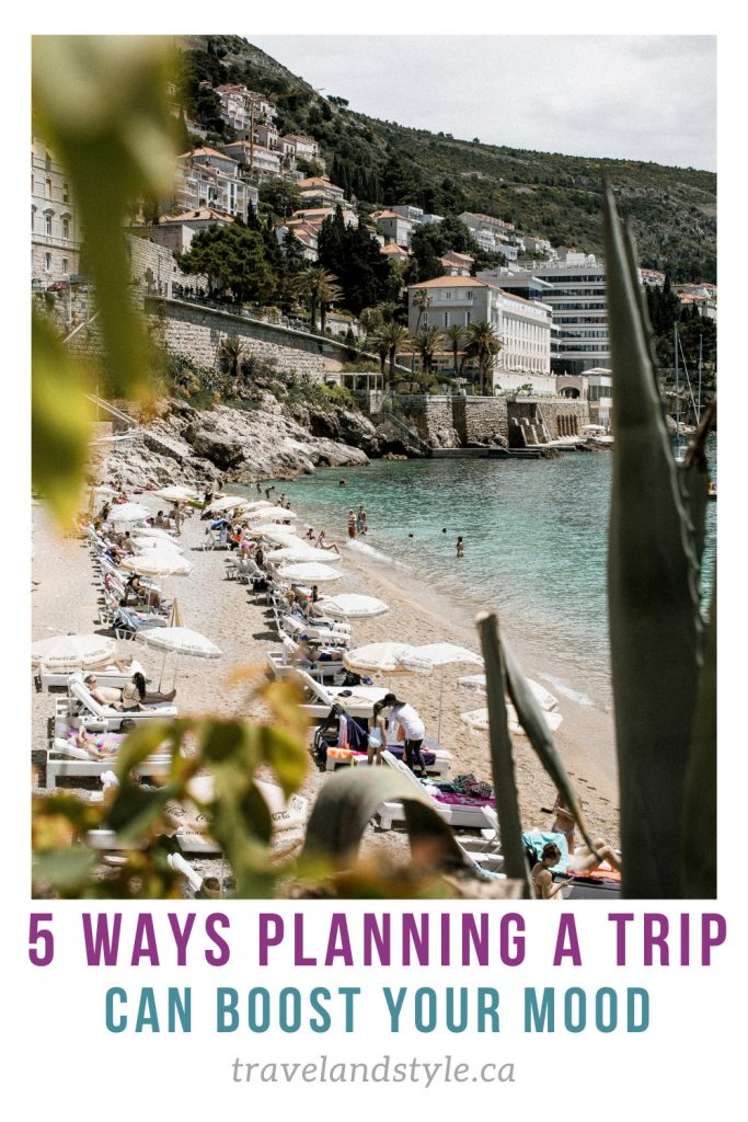 5 ways planning a trip can boost your mood.