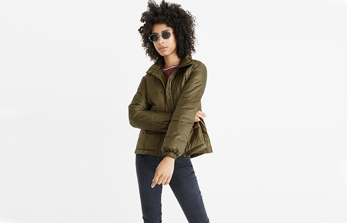 Packing Essentials: The Puffer Jacket