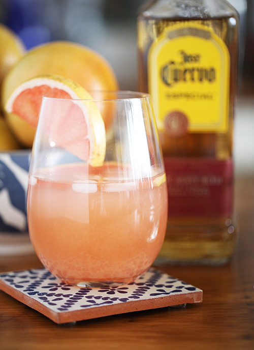 Pandemic cocktails: The Paloma