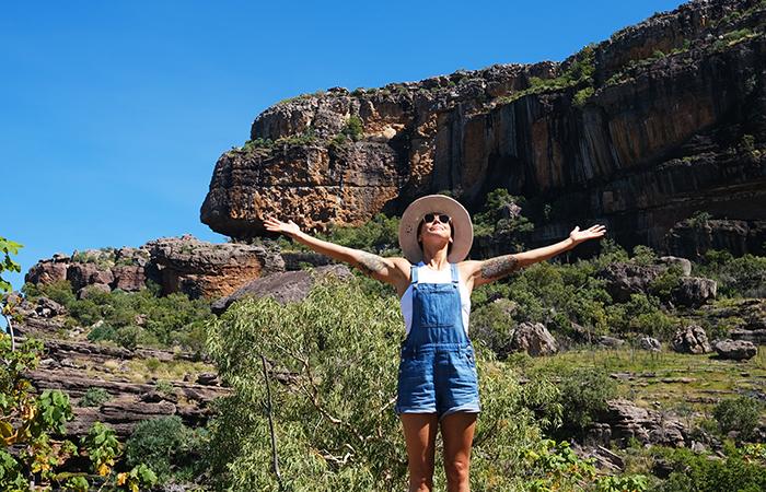 Women In Travel: Sarain Fox