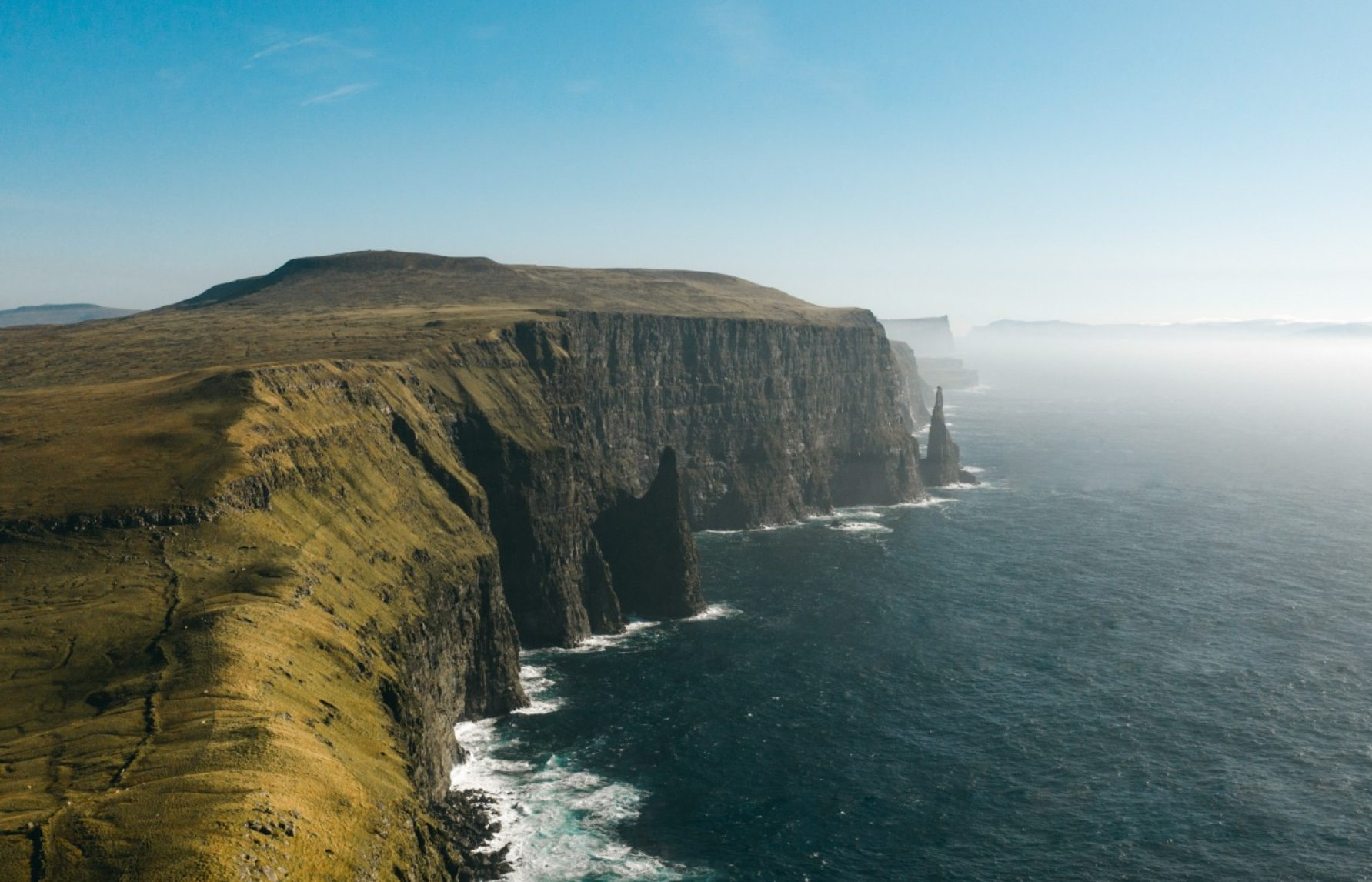 Faroe Island socially distant destinations