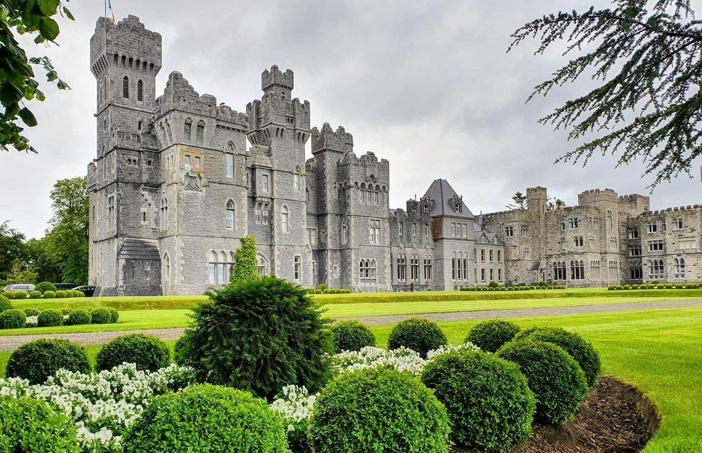 ashford castle irleand socially distant destinations