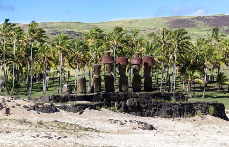 easter island socially distant destinations